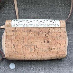 Stella & Dot Bags - 🆕 Stella & Dot Nolita Geo Cork Crossbody